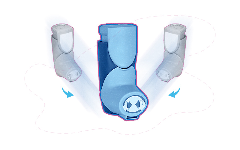 SMART eliminates need for two asthma inhalers