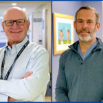 Lower extremity surgeons, Dr. James Kasser and Dr. Collin May